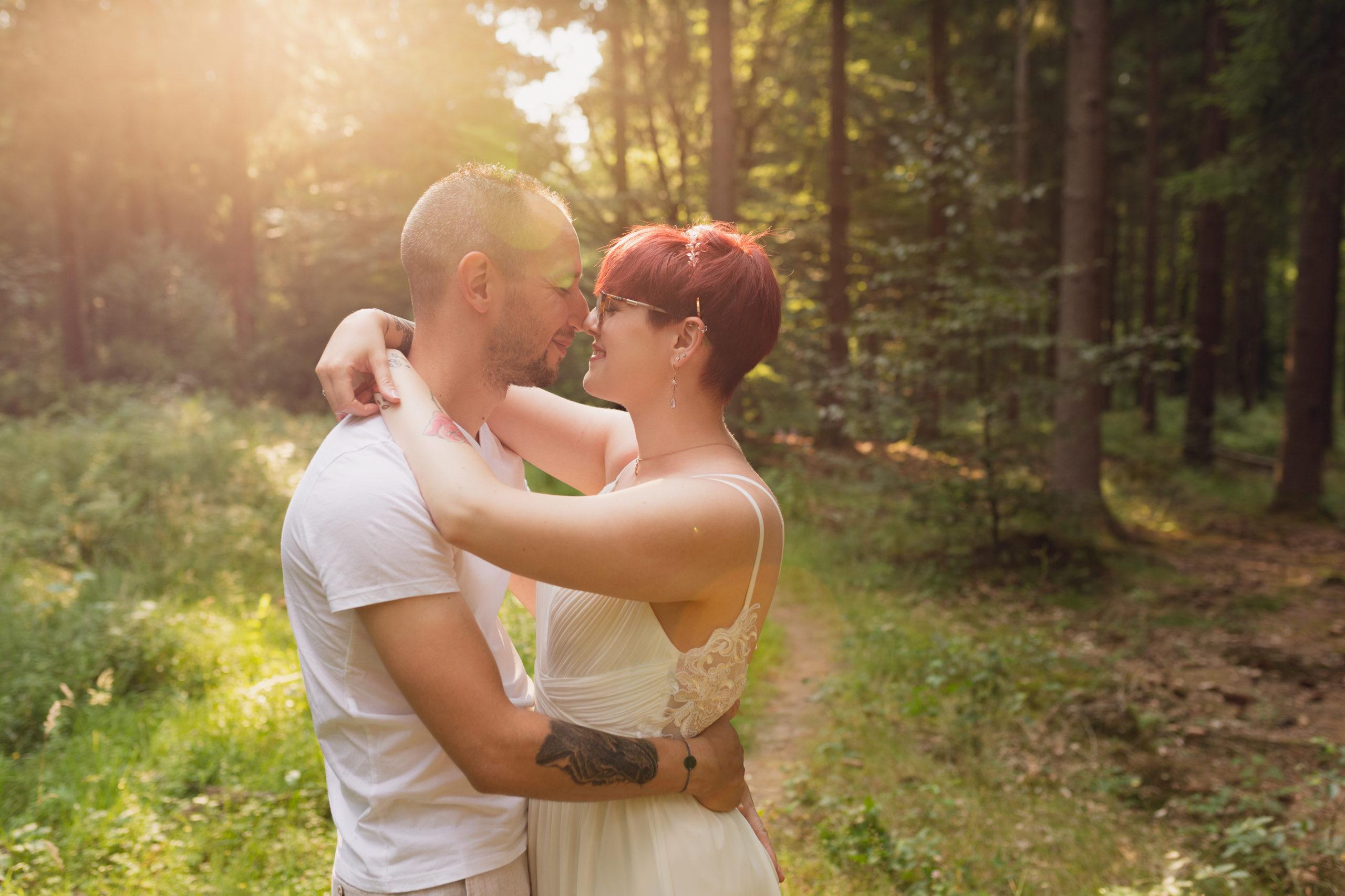 photo couple After Mariage amoureux noir et blanc homeostasie photographie Liège